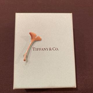 ティファニー(Tiffany & Co.)のtiffany ティファニー ブローチ (ブローチ/コサージュ)