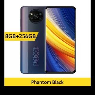 ANDROID - POCO X3 PRO 8+256GB Phantom black NFC