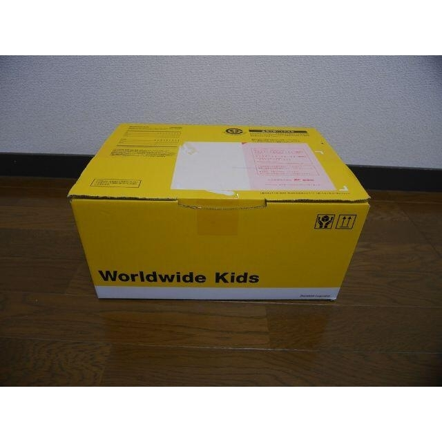 【新品未使用・欠品なし】ワールドワイドキッズ フォニックス教材セット キッズ/ベビー/マタニティのおもちゃ(知育玩具)の商品写真