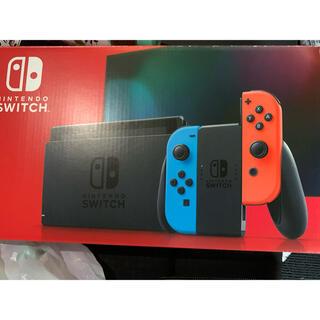 Nintendo Switch - ニンテンドースイッチ 本体 中古 新型