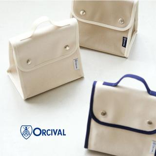 オーシバル(ORCIVAL)の『新品未使用』ORCIVAL オーシバル オーチバル キャンバスショルダーバッグ(ショルダーバッグ)