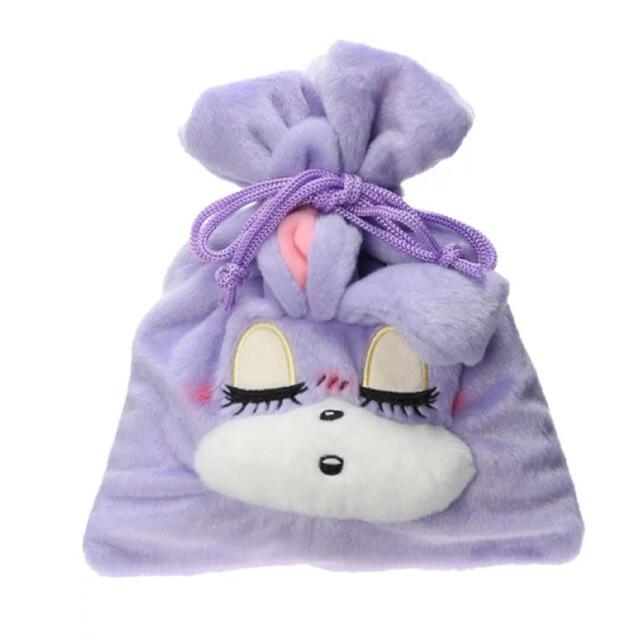 NiCORON 巾着ポーチ レディースのファッション小物(ポーチ)の商品写真