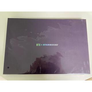 スターバックスコーヒー(Starbucks Coffee)のBTS x 韓国スターバックス コラボ ノートパソコンケース 13インチ(アイドルグッズ)