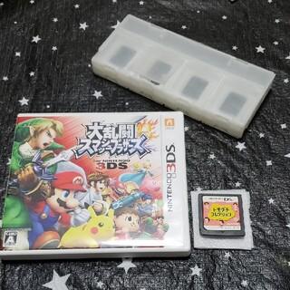 大乱闘スマッシュブラザーズ  3ds 3DSソフト(携帯用ゲームソフト)