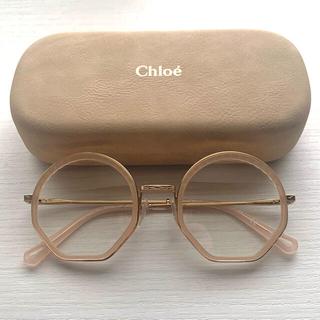Chloe - chloe クリアサングラス