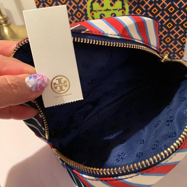 Tory Burch(トリーバーチ)のみや様専用スプリングSALE‼️新品のトリーバーチのポーチ❣️ レディースのファッション小物(ポーチ)の商品写真