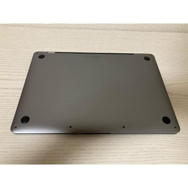 Apple(アップル)のMacbook Pro 13インチ スペースグレー色 スマホ/家電/カメラのPC/タブレット(ノートPC)の商品写真