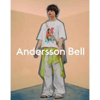ボウダンショウネンダン(防弾少年団(BTS))のBTS RM 着用 andersson bell tシャツ(Tシャツ(半袖/袖なし))