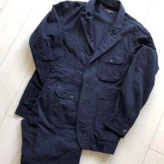 Engineered Garments - エンジニアードガーメンツ ベンソンジャケット セットアップ