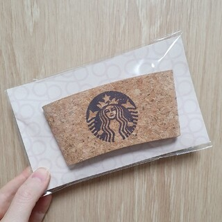 Starbucks Coffee - 韓国スタバ★ コルクスリーブ