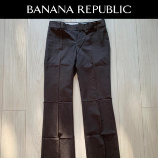 バナナリパブリック(Banana Republic)のバナナリパブリック スラックス カジュアルパンツ(カジュアルパンツ)