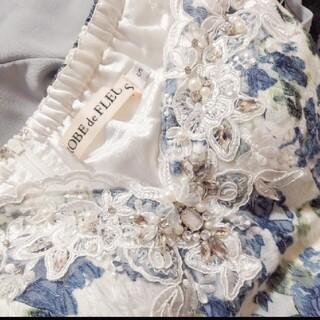 ROBE - ローブドフルール セパレートドレス