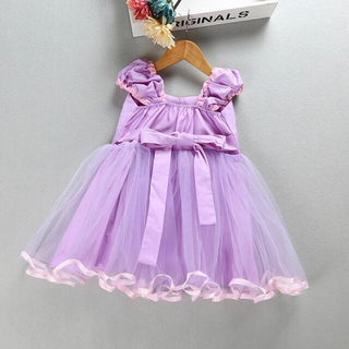 130㎝ ふんわり ラプンツェル  ドレス プリンセス お姫様