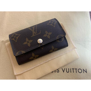 LOUIS VUITTON - 【美品/CT5115】ルイヴィトン キーケース