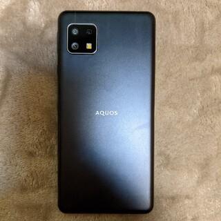 アクオス(AQUOS)のaquos sence4 basic(スマートフォン本体)