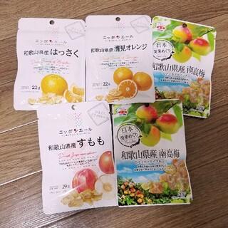 ドライフルーツ ピール 5点 セット 果物 梅(菓子/デザート)