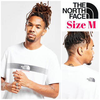 THE NORTH FACE - 欧州限定◆ノースフェイス セントラルラインTシャツ UK M   日本L相当