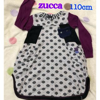 Zuppa di Zucca - zucca(ズッカ)チュニック♡ワンピース♡110cm★春ファッション♡
