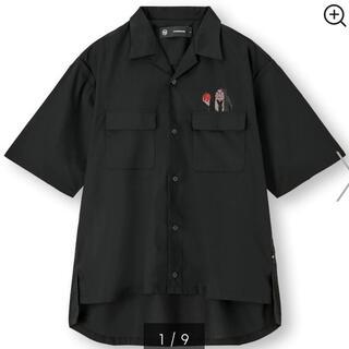 GU - GUアンダーカバー オープンカラーシャツ(5分袖)UNDERCOVER +X