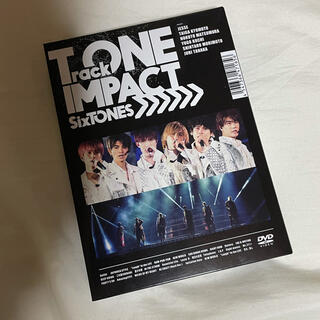Johnny's - SixTONES TrackONE-IMPACT- 初回盤(DVD 2枚組)