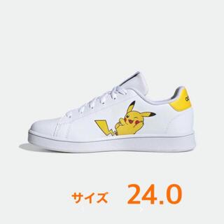 adidas - adidas ポケモンアドバンテージ シューズ 24.0