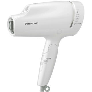 Panasonic - パナソニック ヘアドライヤー ナノケア ホワイト EH-CNA9E-W