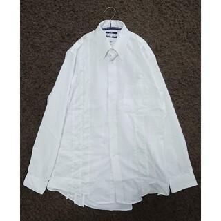 イッセイミヤケ(ISSEY MIYAKE)のNeedles 再構築 リメイク ビッグシルエットシャツ (シャツ)
