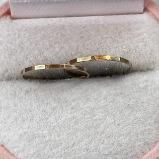 ジュエリーマキ(ジュエリーマキ)のk9 ジュエリーマキ 2連 リング(リング(指輪))