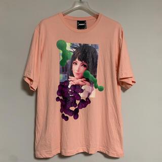 パム(P.A.M.)のPAM Tシャツ 電車でgo ! ! ピンク XL(Tシャツ/カットソー(半袖/袖なし))