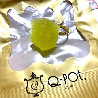 Q-pot. - Q-pot. リング ゼリー イエロー