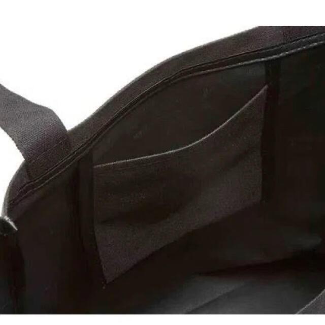 DEAN & DELUCA(ディーンアンドデルーカ)のDEAN&DELUCA 特大デリバッグ 黒 Black レディースのバッグ(トートバッグ)の商品写真