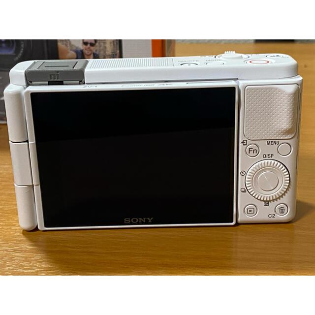 SONY(ソニー)のソニー VLOGCAM ZV-1 スマホ/家電/カメラのカメラ(コンパクトデジタルカメラ)の商品写真