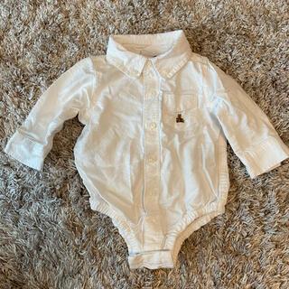 ベビーギャップ(babyGAP)の【未使用】GAP baby ロンパース 3ヶ月〜6ヶ月(ロンパース)