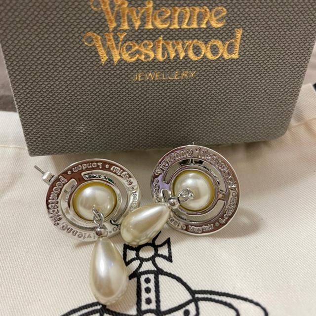 Vivienne Westwood(ヴィヴィアンウエストウッド)のsaki様専用ヴィヴィアンウエストウッド レディースのアクセサリー(ピアス)の商品写真