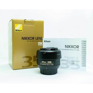 Nikon - 週末限定値下げ Nikon AF-S DX Nikkor 35mm F1.8G