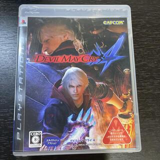 プレイステーション3(PlayStation3)のデビル メイ クライ 4 PS3(その他)