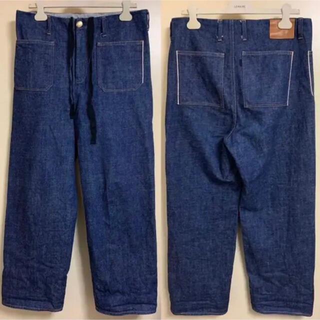 SUNSEA(サンシー)のSUNSEA 18ss denim pants メンズのパンツ(デニム/ジーンズ)の商品写真