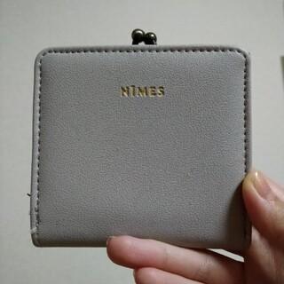 ニーム(NIMES)のNIMES×kippis 二つ折り財布(財布)