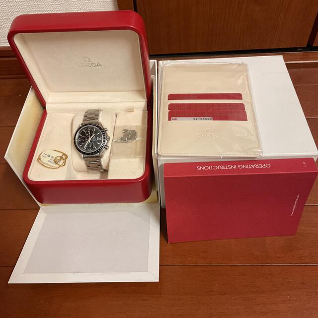 OMEGA(オメガ)の【状態良】オメガ・スピードマスターデイト・3210-50 メンズの時計(腕時計(アナログ))の商品写真