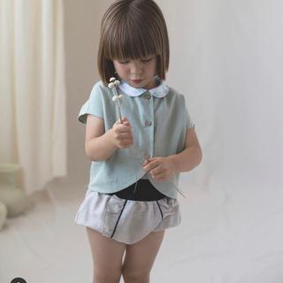 Caramel baby&child  - 美品♡popelin 5y