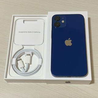 iPhone - iPhone12mini 128GB ブルー