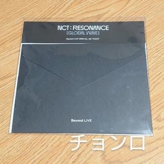 チョンロ Beyond LIVE AR チケット RESONANCE(K-POP/アジア)