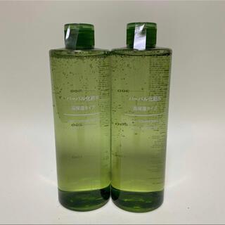 MUJI (無印良品) - MUJI 無印良品 ハーバル化粧水 高保湿