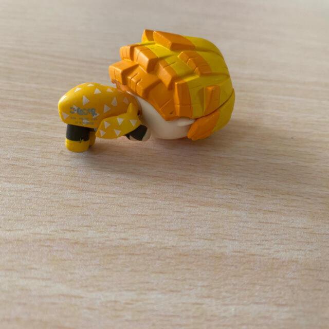 鬼滅の刃 一番くじ ちょこのっこフィギュア うたたねver 善逸 エンタメ/ホビーのおもちゃ/ぬいぐるみ(キャラクターグッズ)の商品写真