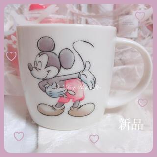ディズニー(Disney)の𓊆 新品 パステルミッキーXOXOマグカップ 𓊇 (グラス/カップ)