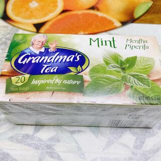 ハーブミント付き!ペパーミント100%!清涼感とさわやかな香り!ミントティー1箱(茶)