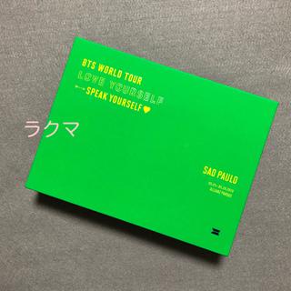 防弾少年団(BTS) - BTS sao pauro サンパウロ DVD 日本語字幕付き