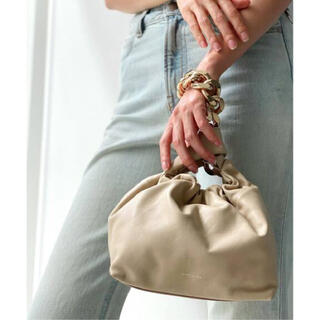 L'Appartement DEUXIEME CLASSE - 【DEMELLIER LONDON】hand bag with chain