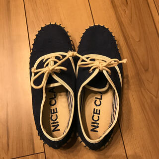 ナイスクラップ(NICE CLAUP)のレディース 靴 NICE CLAUP(スニーカー)