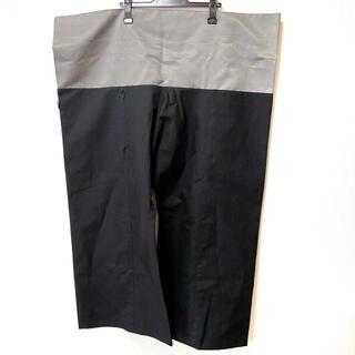 ソウソウ(SOU・SOU)のソウソウ サイズXL メンズ - 黒×グレー(その他)